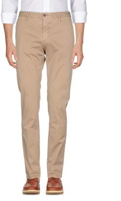Incotex Red Casual pants - Item 36934220MD