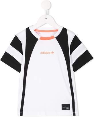 adidas Kids EQT short-sleeve T-shirt