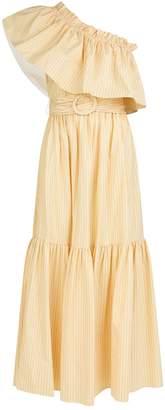 Petersyn Percy Stripe Midi Dress