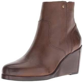 Frye Women's Emma Wedge Short Fashion Boot M US