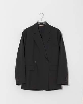 Nehera Black Janze Light Wool Suiting Blazer