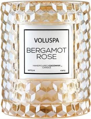 Voluspa Roses Icon Cloche Cover Candle