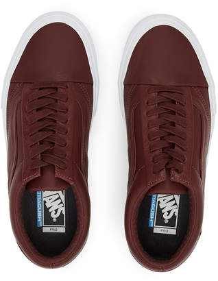 Vans Vault By Premium Leather Old Skool ST LX Sneaker
