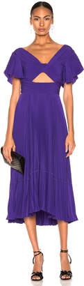 A.L.C. (エーエルシー) - A.L.C. Sorrento Dress in Violet | FWRD
