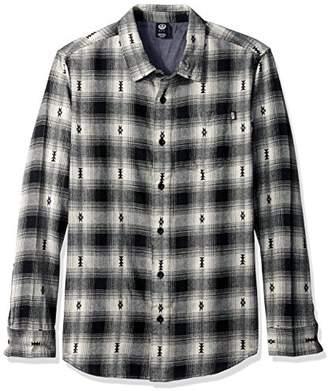 Neff Men's Cartel Flannel