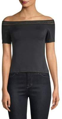 Opening Ceremony Off-The-Shoulder Top