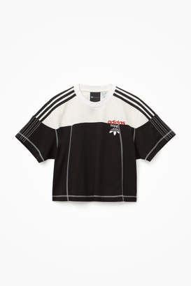 Alexander Wang Alexanderwang adidas Originals by AW Disjoin Crop Top