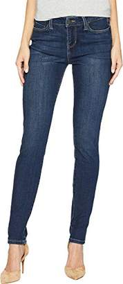 Liverpool Jeans Company Women's Abby Skinny Shaping Slimming 4-Way Stretch Denim