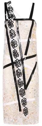 Christopher Kane Embellished lace dress