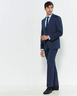 Tommy Hilfiger Marled Stretch Linen-Blend Suit