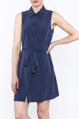 Glam Loretta Shirt Dress
