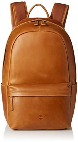 Timberland Men's Tuckerman Leather Backpack