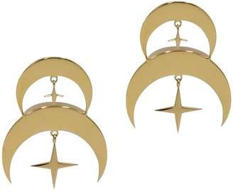ELLIE VAIL Sarah Crescent Earrings