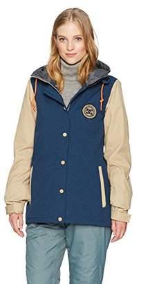 DC Women's DCLA Full Zip Snow Jacket