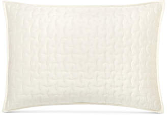 Hotel Collection Connections Quilted Standard Sham