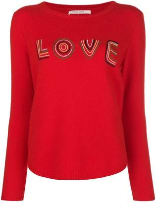 Parker Chinti & Love jumper