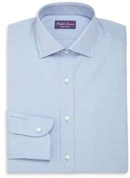 Ralph Lauren Purple Label End On End Dress Shirt