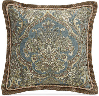 "Croscill Cadeau 18"" Square Decorative Pillow"
