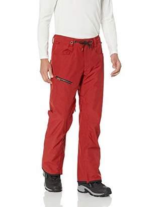 Quiksilver Men's Forest Oak 15K Snow Pants,L