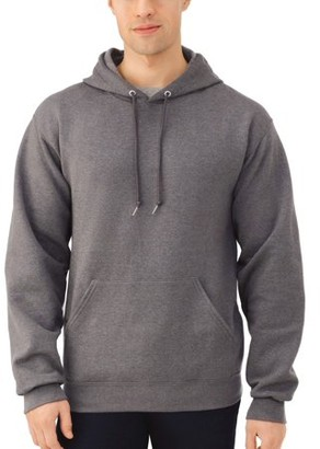 Fruit of the Loom Men's Dual Defense EverSoft Pullover Hooded Sweatshirt