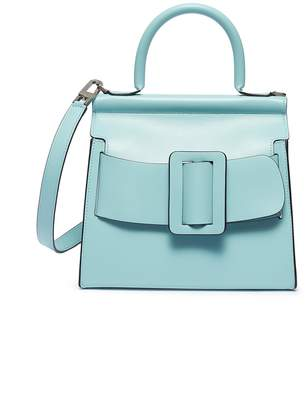 Boyy 'Karl 24' mini buckled leather satchel