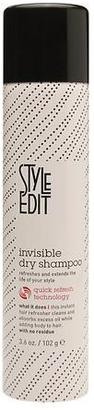 Style Edit Invisible Dry Shampoo $18 thestylecure.com