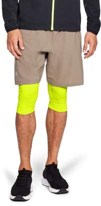 Under Armour Men's UA Launch SW 2-in-1 Long Shorts
