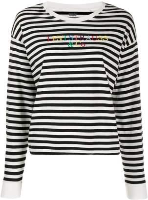 Levi's breton stripe top