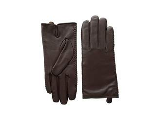 Polo Ralph Lauren Nappa Sheepskin Corsetted Gloves