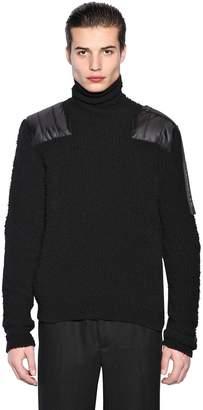 Moncler Craig Green Wool Blend Sweater