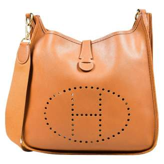 Hermes Leather shoulder bag