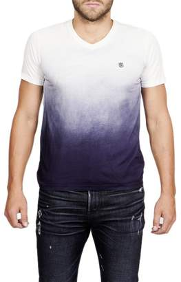 Cult of Individuality Ombre V-Neck T-Shirt