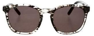 Alexander Wang x Linda Farrow Tinted Lens Sunglasses