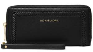 Michael Kors Michael Leather Continental Wallet