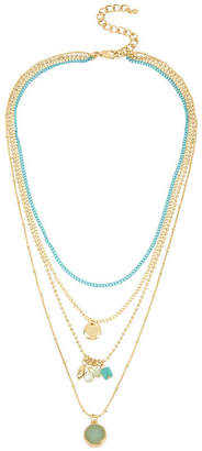 Nicole Miller Nicole By Womens Pendant Necklace