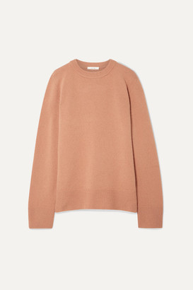 The Row Sibina Wool And Cashmere-blend Sweater - Antique rose