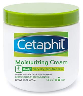 Cetaphil Moisturizing Cream for Very Dry/Sensitive Skin