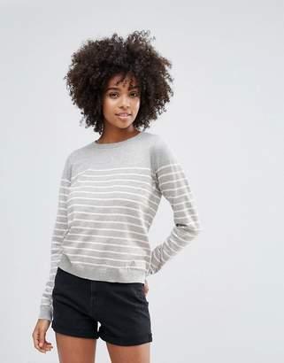Vila Stripe Sweater