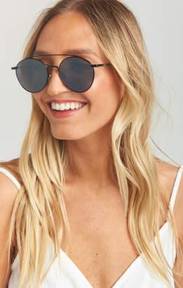 Show Me Your Mumu Perverse Sunglasses ~ Elaine ~ Black