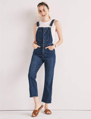 Lucky Brand BRIDGETTE CROP FLARE OVERALL