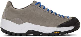 Diemme Grey Suede Modiva Sneakers