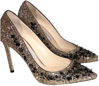 Jimmy Choo Romy Glitter Heels