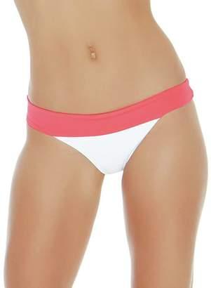 L-Space L Space Veronica Color Block Reversible Bikini Bottom - Women's