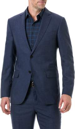 Rodd & Gunn Egmont Village Regular Fit Wool Travel Blazer
