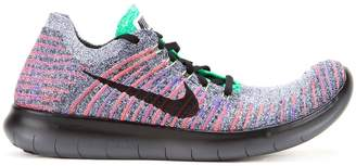Nike 'Free Run Flyknit Running' sneakers