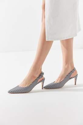 Urban Outfitters Lucy Slingback Kitten Heel