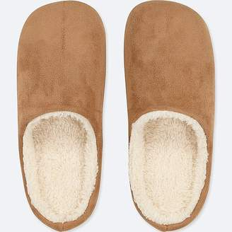 Uniqlo Pile-lined Slippers