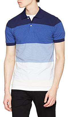 Brooks Brothers Men's 100096910-400 Polo Shirt, (Blue 400)