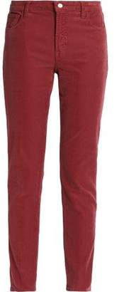 J Brand Corduroy Slim-Leg Pants