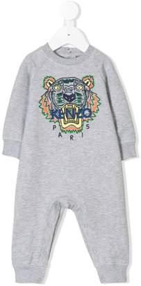 Kenzo logo embroidered body